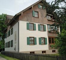 Bild vom Geburtshaus von Albert Wehr von der Westseite her aufgenommen, Aufnahme 2015
