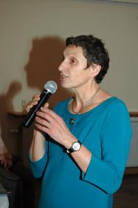Beatrix Zurek, Vorsitzende des Landesverband Bayern Deutscher Mieterbund (DMB) beim Referat