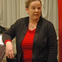 Kreisvorsitzende Katharina Schrader